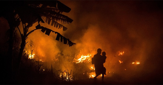 Indonesia Is Burning, The World Is Looking Away
