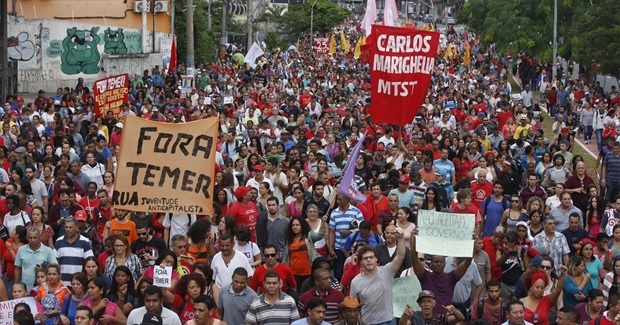 "New Political Earthquake in Brazil: Is It Now Time for Media Outlets to Call This a ""Coup""?"