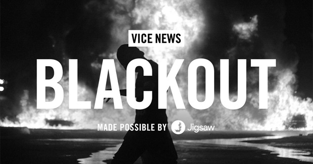 Blackout: Series Exploring How Technology Is Transforming the Fight for Free Expression