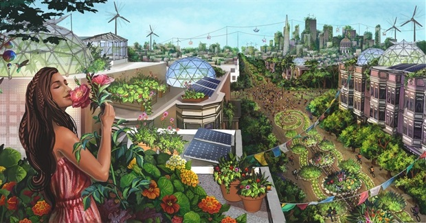 Permaculture Has Some Incredible Solutions For Transforming Suburbia Into Resilient Communities