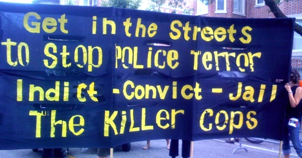 It's Not the Law, But Prosecutors, That Give Immunity to Killer Cops