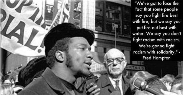 This Speech by Fred Hampton Shows Why The Establishment Found The Black Panther Party So Threatening