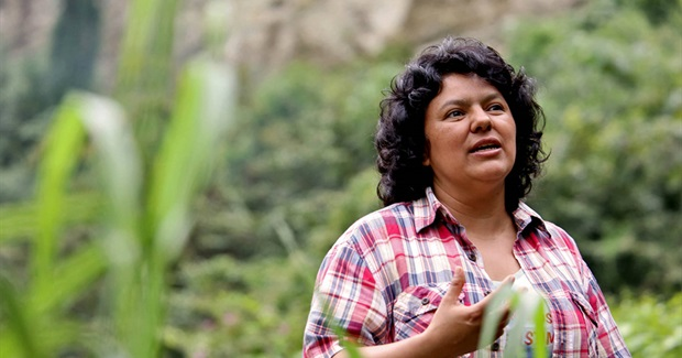 Honduran Indigenous Organizer Berta Cáceres Assassinated in Her Home