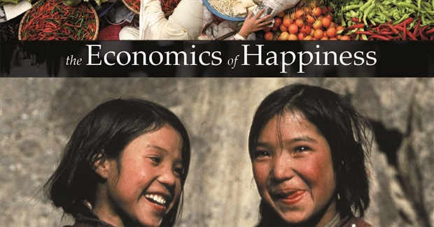 Public screening of The Economics of Happiness
