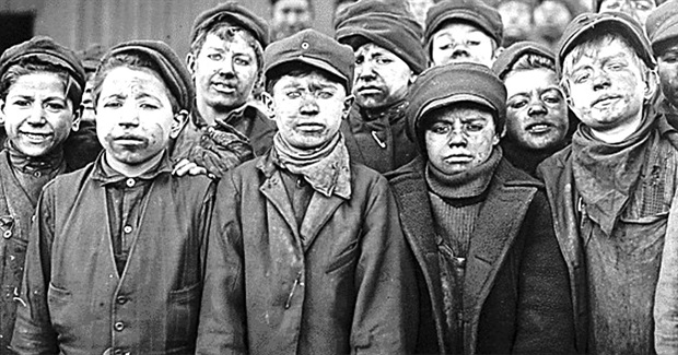 The Invention of Capitalism: How a Self-Sufficient Peasantry was Whipped Into Industrial Wage Slaves