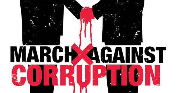 March Against Corruption November 1, 2014 Everywhere