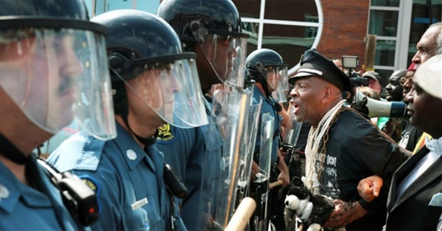 "Ferguson and the ""Us Vs. Them"" Illusion"