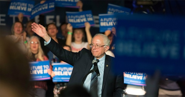 Media's Coronation of Clinton Belies Sanders' Path Toward Victory