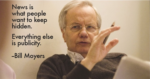Top Ten Bill Moyers Videos on the Web