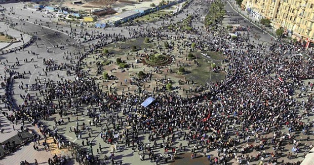 Egypt Turns Off Internet Amidst Protests