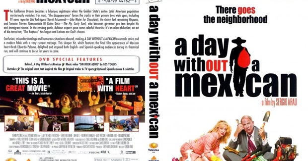 "Film ""A Day Without a Mexican"""
