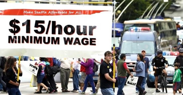 The Time Has Come For $15 Minimum Wage
