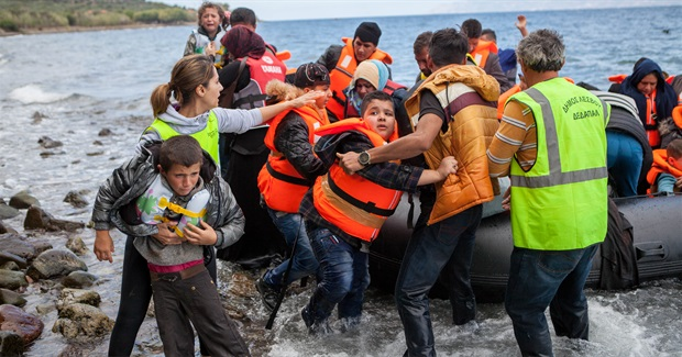 Welcome Refugees to Europe - A Moral and Political Necessity