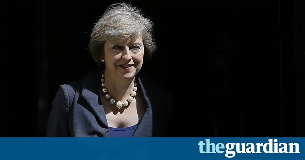 Theresa May Has Vowed to Unite Britain - My Guess Is Against the Poor