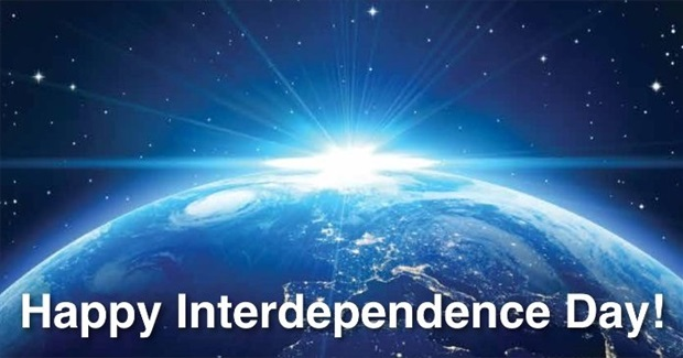Celebrate Interdependence Day on July 4