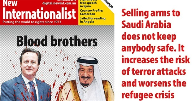 Clone of Blood Brothers - Saudi Arabia and the West