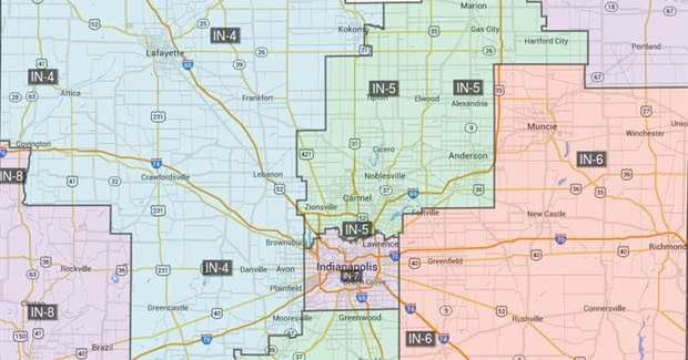 New Group Will Push For Non-Partisan Redistricting