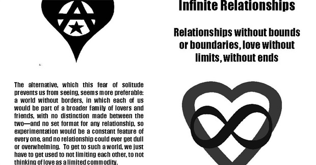 Infinite Relationships: Relationships Without Bounds or Boundaries, Love Without Limits