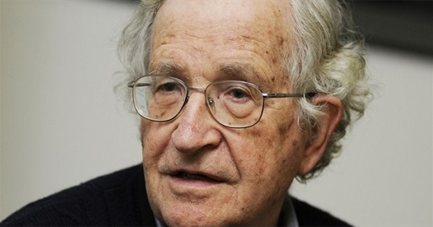 Noam Chomsky: 'Their' Terrorism versus 'Our' Terrorism