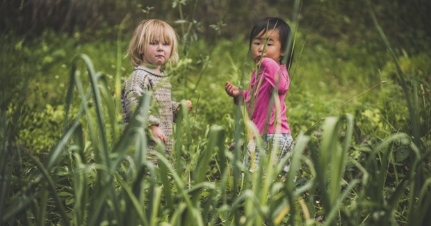 Swapping Screen Time for Getting Dirty: Why Kids Need to Spend More Time Outside