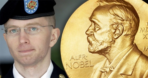 In Oslo, the World's Most Important Peace Prize has Been Hijacked for War