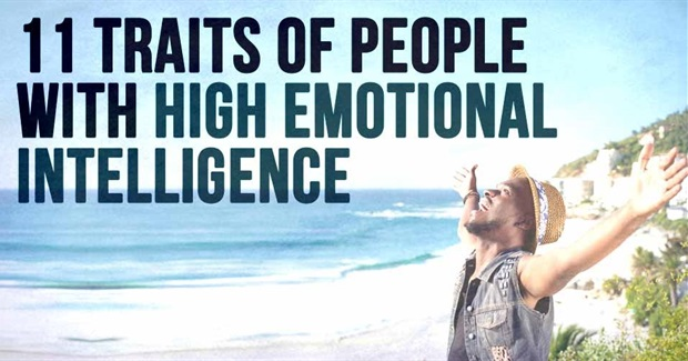 11 Traits of People With High Emotional Intelligence