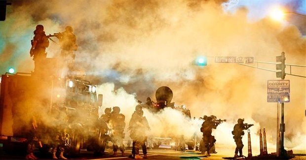 Ferguson Versus the Counter-Insurgency State