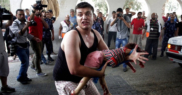 What is really happening in Gaza? The myth of Israel 'defending itself'