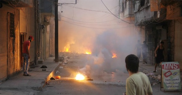Rights Groups Sound Alarm Over Devastating Use of Incendiary Weapons in Syria