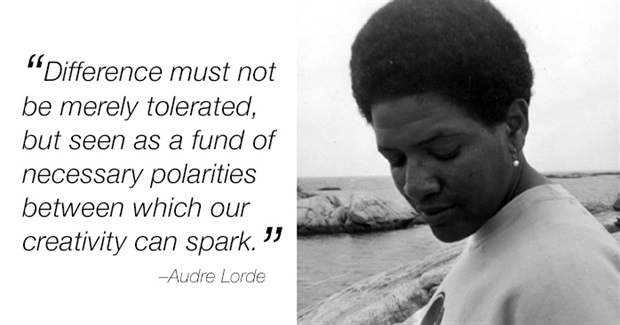 "Audre Lorde: ""Learning From the 60s"" (1982)"