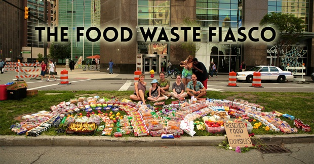 The Food Waste Fiasco: You Have to See It to Believe it