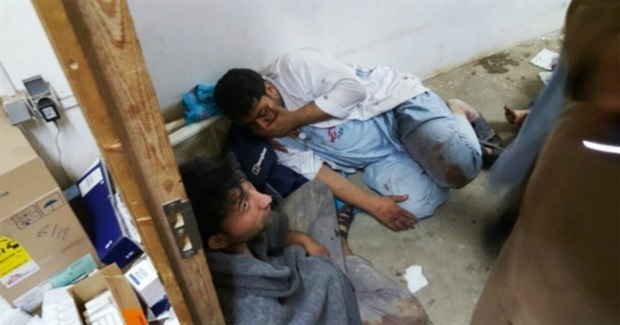 Numerous Civilians Dead After US Bombs Hospital in Afghanistan