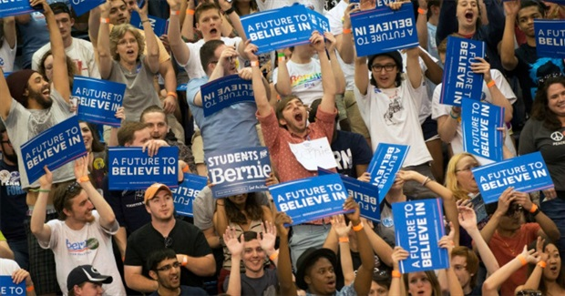 Why Sanders Supporters Should Not Let Democratic Primary Demoralize Them
