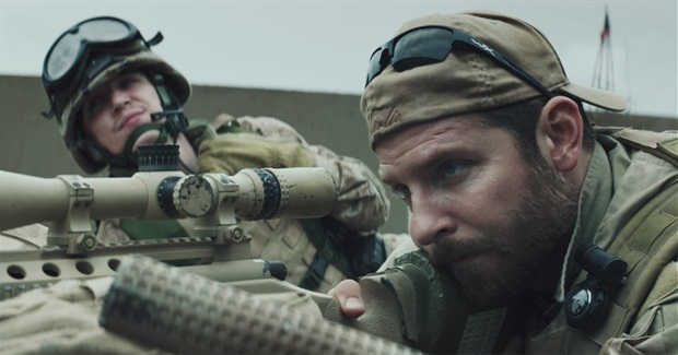 Why the Macho Sludge Peddled by 'American Sniper' Is Really Cowardice