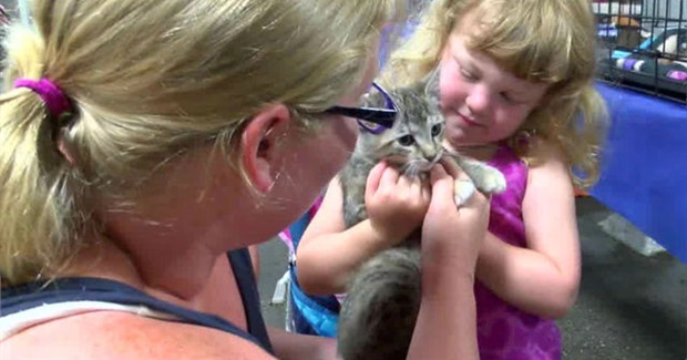 Two Percent of Animals Returned from Mega Adoption Event