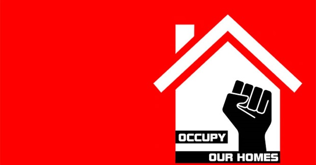 After the Encampments: #OCCUPYMIGRATION and #OCCUPYHOMES