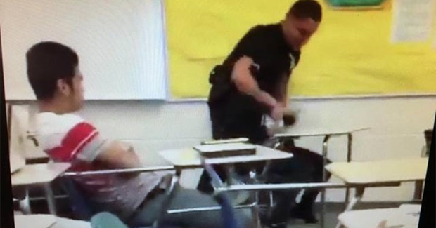 'This Girl Don't Got Nobody': On the Violence in a South Carolina Classroom