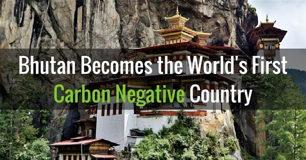 The Most Eco-Friendly Nation on the Planet Is Now Carbon Negative