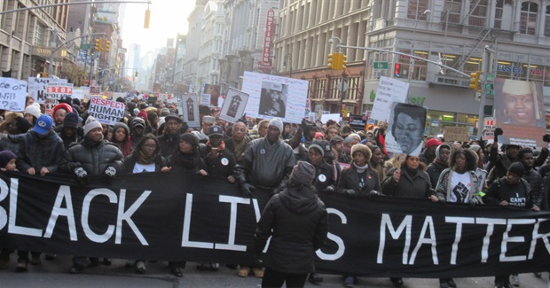 Eric Garner, American Occupation, and the Decline of Empire
