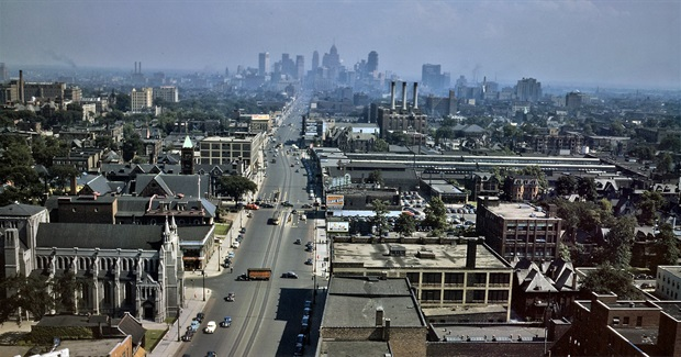 "With Detroit's Bankruptcy, Anarchists Have Begun Project ""Free Detroit"" - Starting a Community"