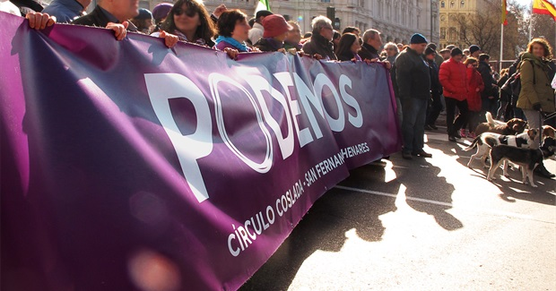Podemos Are Winning the Institutions - Now We Must Win Back Democracy