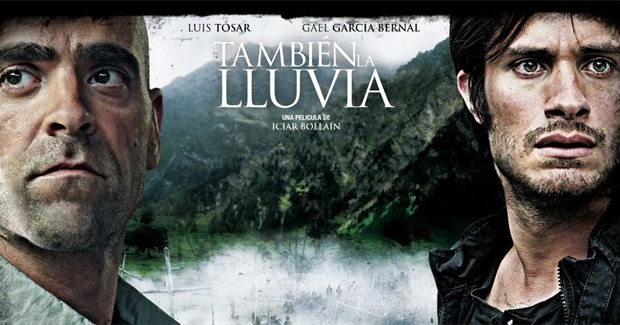 "Film screening of ""Tambien la Lluvia"" (Even the Rain)"