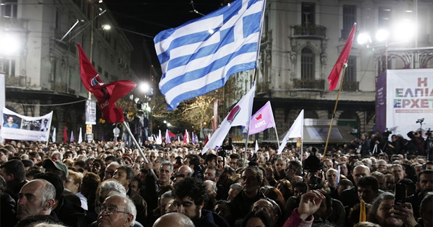 Greece - What You Are Not Being Told by the Media
