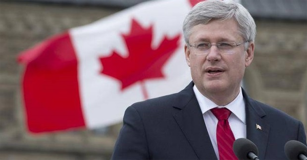 Stephen Harper's Totalitarian State