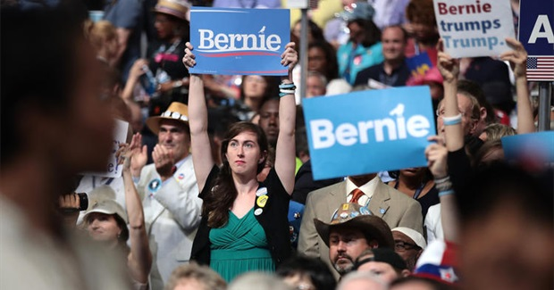 Meet Some Sanders Delegates Who Plan to Turn Anger Into Positive Action