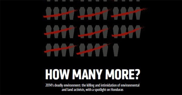 Report Shows Increased Killings of Environmental Activists, with Indigenous Communities Hardest hit