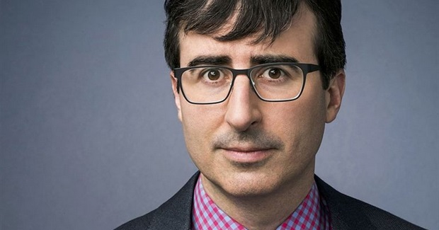 Why John Oliver Is Edgier Than Jon Stewart and Stephen Colbert