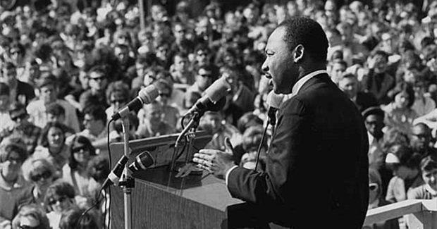 Prophecy Delivered! Martin Luther King Jr. and the Death of Democracy