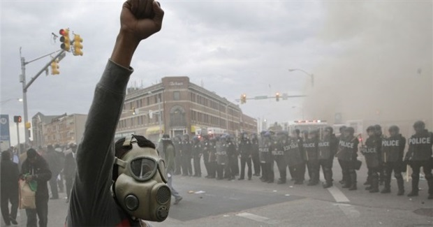 Nonviolent Delusion and the Black Lives Matter Protest Movement