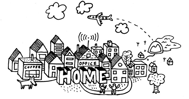 Why I Work Remotely (Hint: It Has Nothing to Do With Productivity)